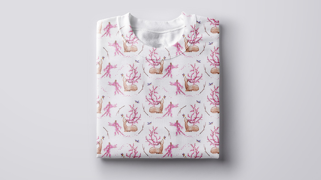 Blossom my Deer